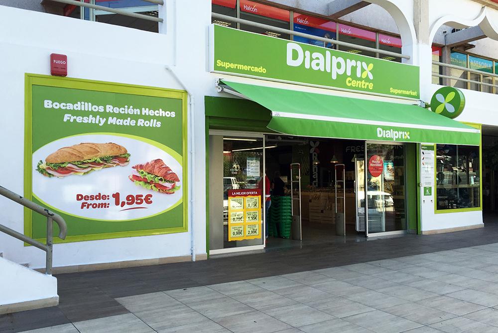 Dialprix se consolida en canarias con 9 supermercados
