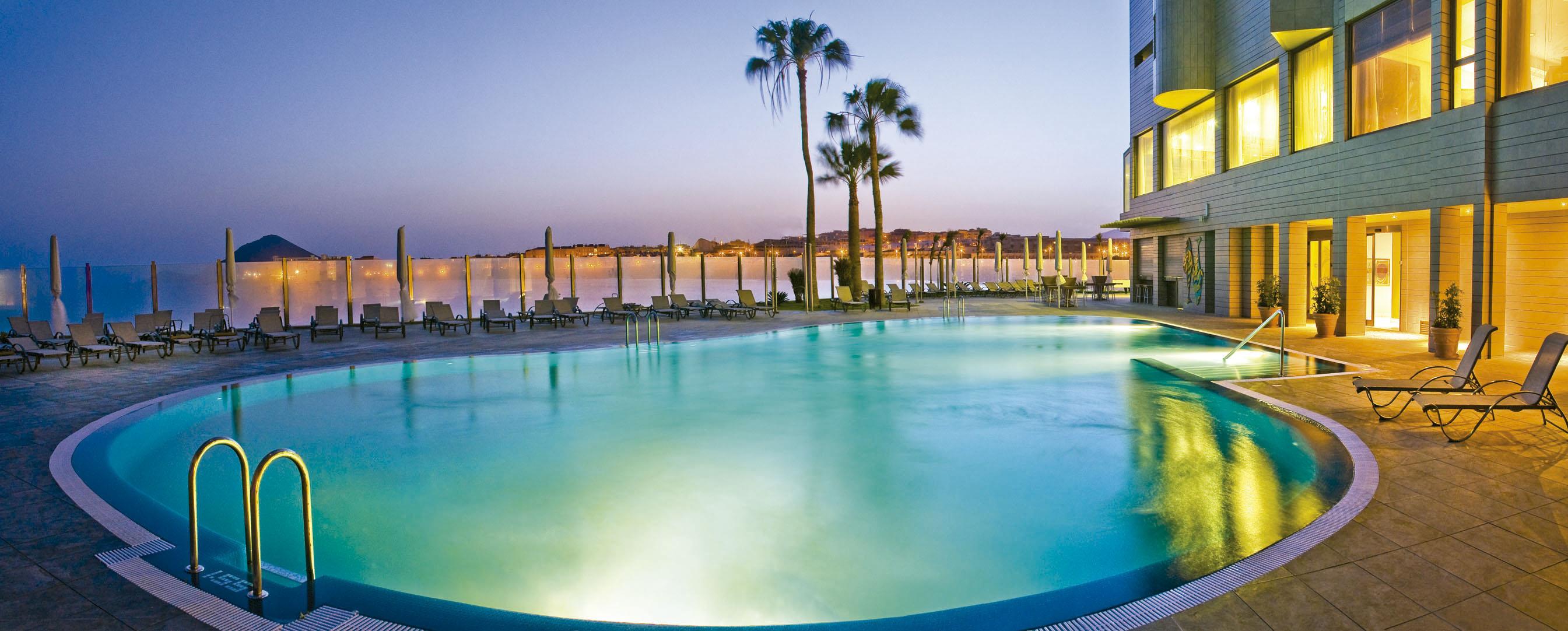 Kn Hotel arenas del mar