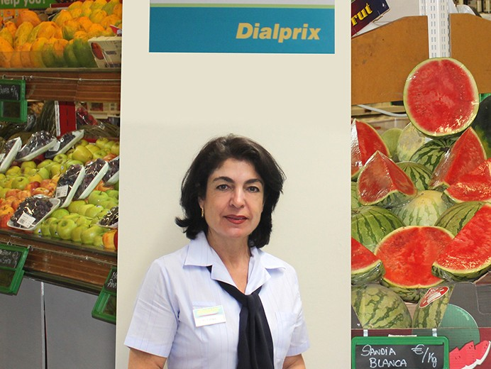 Nuevo Supermercado Dialprix En Los Cristianos