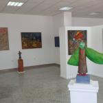 """""""El mundo de Yamil Omar"""" en la Art Gallery de Kn Columbus"""