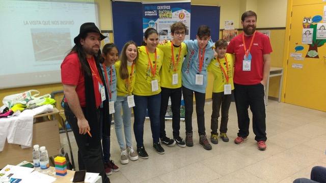 Aldeatrón Robotix, de Las Galletas, logra su participación en el mundial de la FIRST LEGO League, que tendrá lugar en abril en Detroit (EEUU).